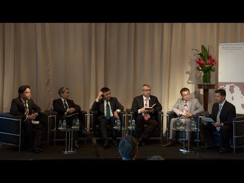 Panel discussion on Renminbi Globalization - Opportunities and Challenges