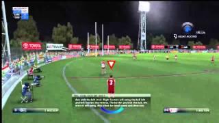 AFL Live - Round 1: Darwin Sharks v Sydney [Live Com]