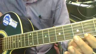 Ajeeb Dastan Hai Guitar Lesson/Tabs/ Lead/Guitar Lesson/Lata ji.