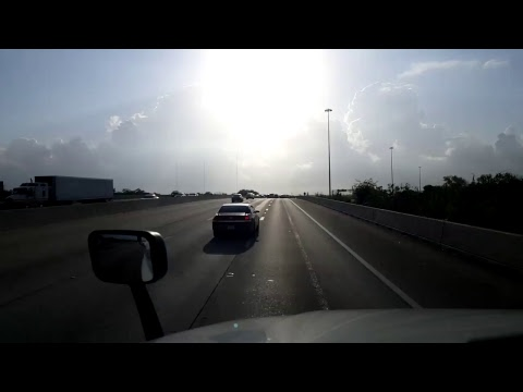 Bigrigtravels Live! - Cleveland to Houston, Texas  Interstate  69 - April 19, 2017