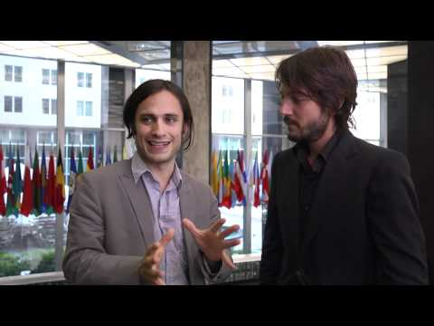 Gael Garcia Bernal and Diego Luna discuss the role of the U.S. at the Department of State