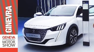 Auto elettriche 2019 TOP5 Ginevra /Peugeot e-208 /Polestar 2 /DR3/ Leaf/ Kia Soul // Ginevra