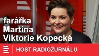 Martina Viktorie Kopecká: Vždy jsem v životě vykazovala znaky odlišnosti a potřeby vybočit z davu