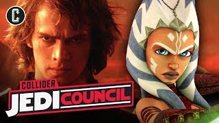 Will the New Clone Wars Series Blend Into Revenge of the Sith? - Jedi Council