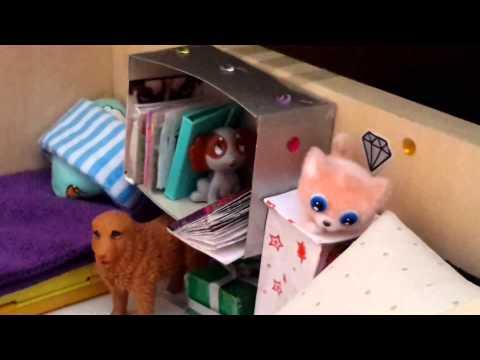 видео: Домик для кукол Монстр Хай самостоятельно своими руками