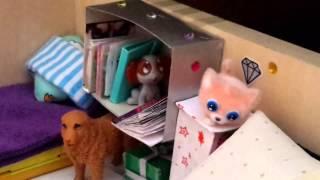 Домик для кукол Монстр Хай самостоятельно своими руками