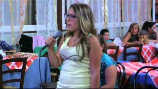 karaoke - Sara canta CULLAMI - karaboombaa