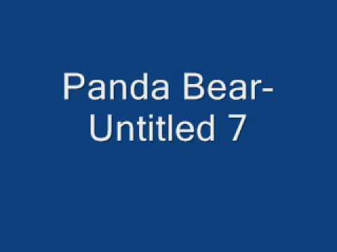 Panda Bear-Untitled 7.wmv