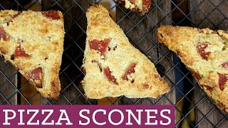 Pizza Scones - Mind Over Munch Episode 26