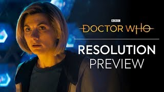 New Years Day Special Preview | Doctor Who: Resolution