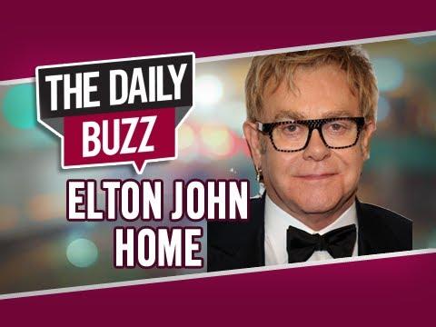 Elton John's New Home