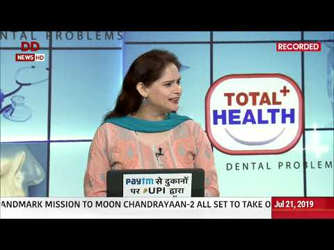 Total Health: Discussion on dental problems