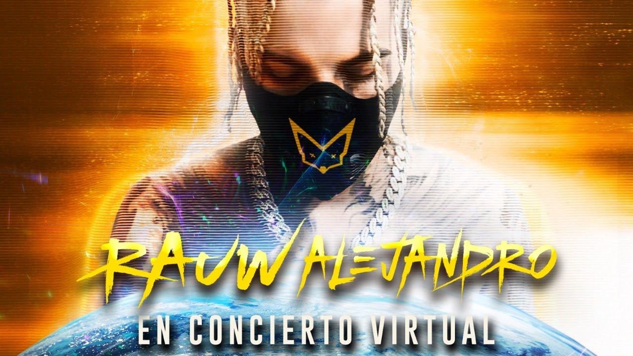 Download Rauw Alejandro - Concierto Virtual en Cuarentena (En Vivo)