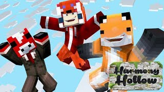 SECRET FANG MEETUP - Minecraft Harmony Hollow S3 Ep 41 WJack  Phoenix