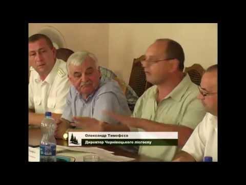 Директори лісгоспів Чернівецької області спростовують інформацію, поширену активістами В.Дарчуком й І. Жижияном