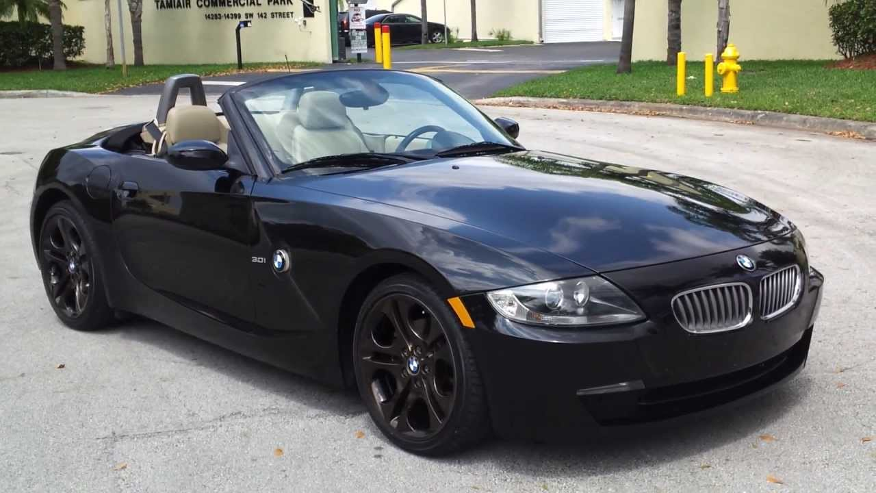 For Sale 2006 Bmw Z4 Convertible Super Clean 305 310 1223