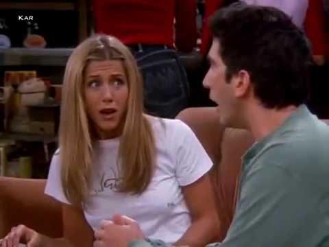Ross asking Rachel for a favor