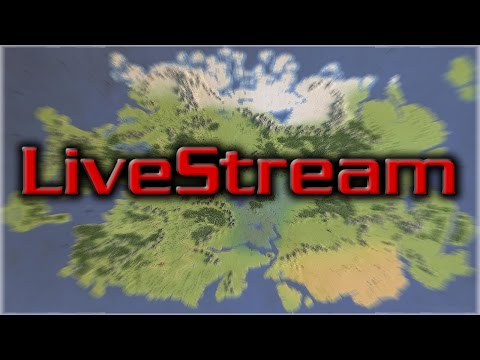 World Painter: Yarowyn - Extending the Orc Island (Live Stream)