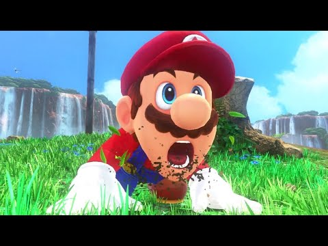 Super Mario Odyssey Walkthrough Part 1 – Mario's Next Great Adventure Begins
