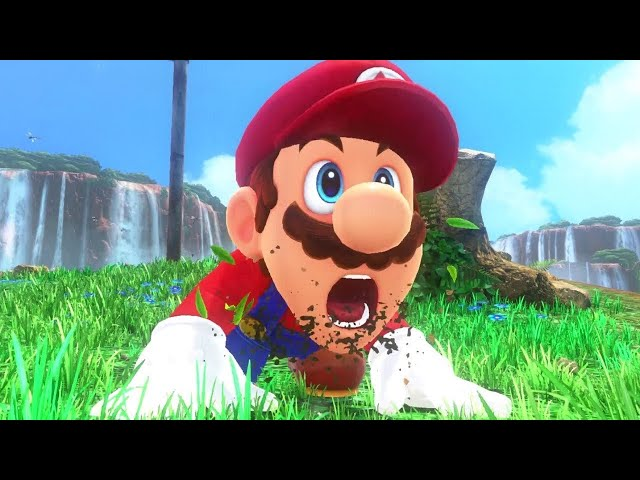 Super Mario Odyssey Walkthrough Part 1 - Mario's Next Great Adventure Begins