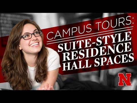 Bed, Bath, and Beyond–Suite-Style Residence Hall Tour
