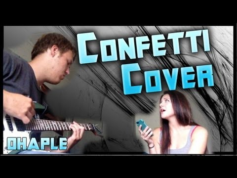 A Cover Of Confetti originally by Tori Kelly; Electric Guitar and Vocal Cover By Ohaple