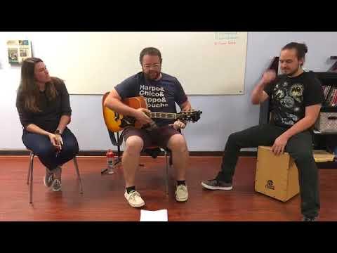 NH Jam Sessions featuring Matt Greene