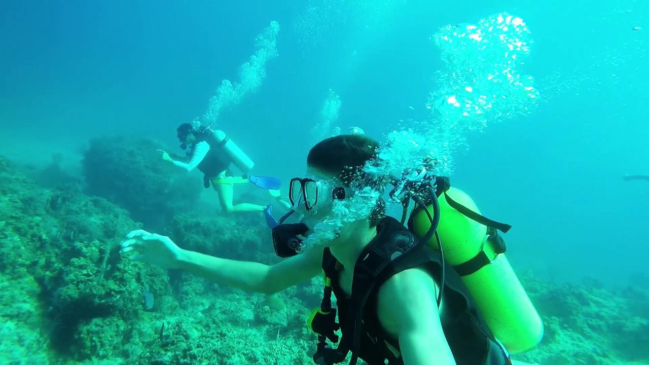Scuba Diving CoCo Cay Bahamas Episode 2!!!!