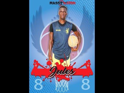 """jules : un jeune sénègalais ambitieux """"basketball"""""""