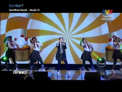 Muzik Muzik 31  |  Ayda Jebat - Pencuri Hati  | Semi Final