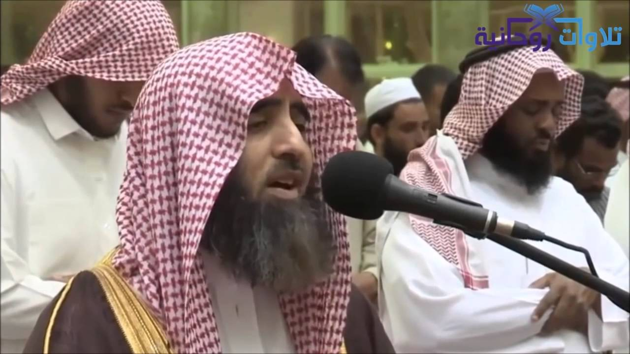 New emotional Quran recitation By Shaykh Muhammad Al-Luhaidan (2016)