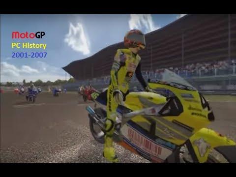 MotoGP PC History  01-07