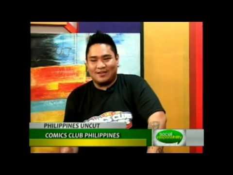 Comic Club Philippines on TV (Full)