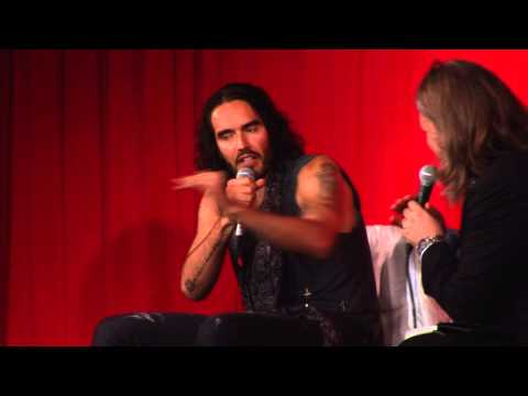 Richard Herring's Leicester Square Theatre Podcast with Russell Brand