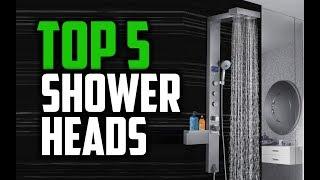 Best Shower Heads in 2018 - Which Is The Best Shower Head?