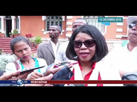 VAOVAO DU 12 OCTOBRE 2018 BY TV PLUS MADAGASCAR