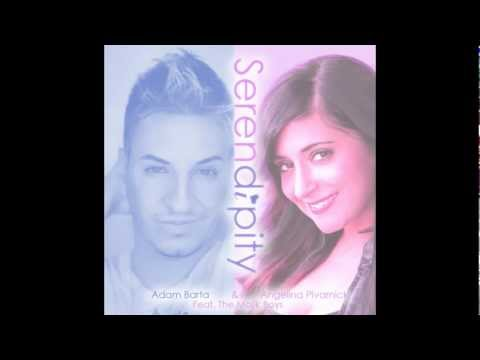 ANGELINA PIVARNICK & ADAM BARTA (feat. The Majik Boys) - Serendipity (FULL SONG with lyrics)