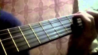 (К Элизе) на гитаре. аранжировка А.А.Чуйко.     отрывок