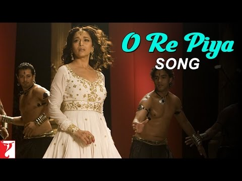 O Re Piya Song | Aaja Nachle | Madhuri...