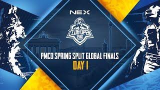 [Deutsch] PMCO Globale Finale 1. Tag   NEX   PUBG MOBILE CLUB OPEN screenshot 4