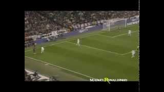 Ronaldinho vs Real Madrid, 2005/06