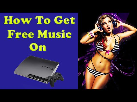 How To Get Free Music on PS3