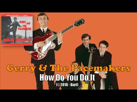 Gerry & The Pacemakers - How Do You Do It (Karaoke)