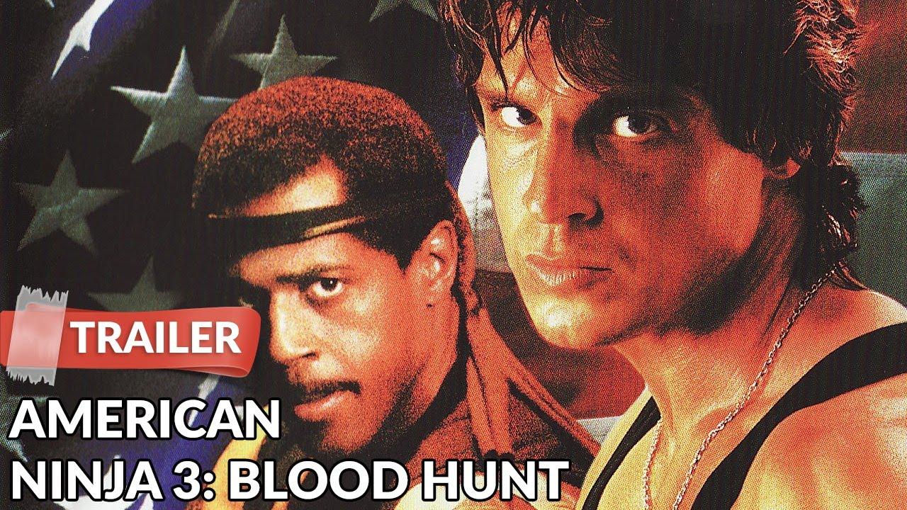 American Ninja 3 Blood Hunt 1989 Trailer David Bradley