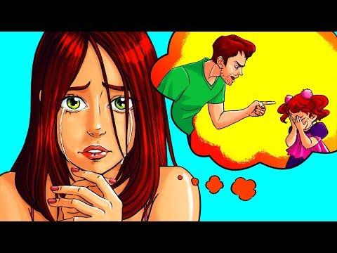 5 Tipos de Relacionamento Tóxicos entre Pai e Filha
