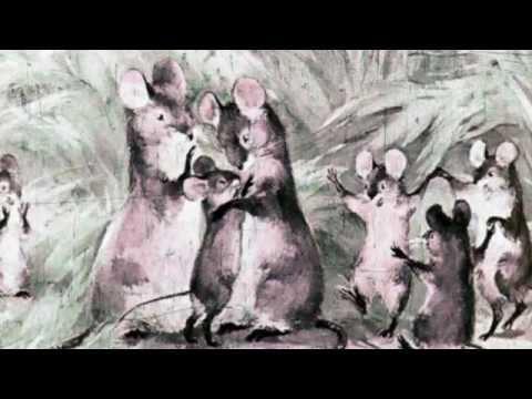 Сказка об умном мышонке. С.Маршак.