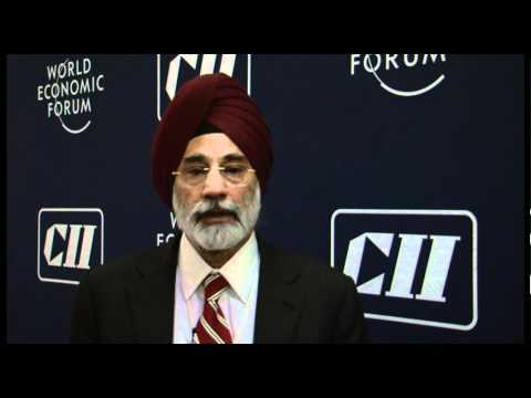 H S Bedi, Chairman & MD-Tulip Telecom Ltd At India Economic Summit,2011