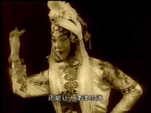 Mei Lanfang: hands gestuality in Beijing Opera (vintage)