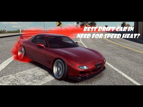 Nfs Heat Top 5 Drift Cars Youtube