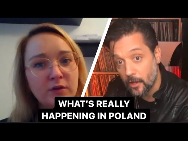 Poland's Abortion Law and Protests w/ Malgorzata Tracz